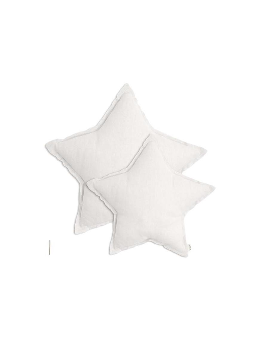Numero 74 - coussin étoile : pastel (small)
