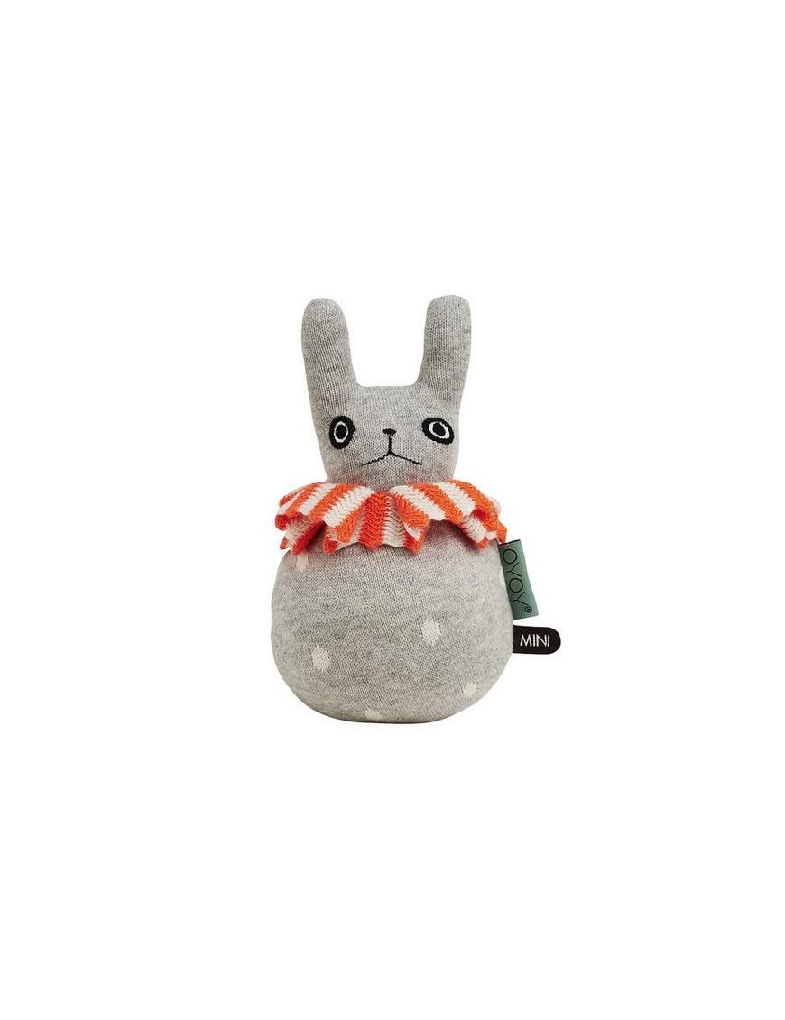 culbuto : jouet bébé - Roly Poly Rabbit Oyoy