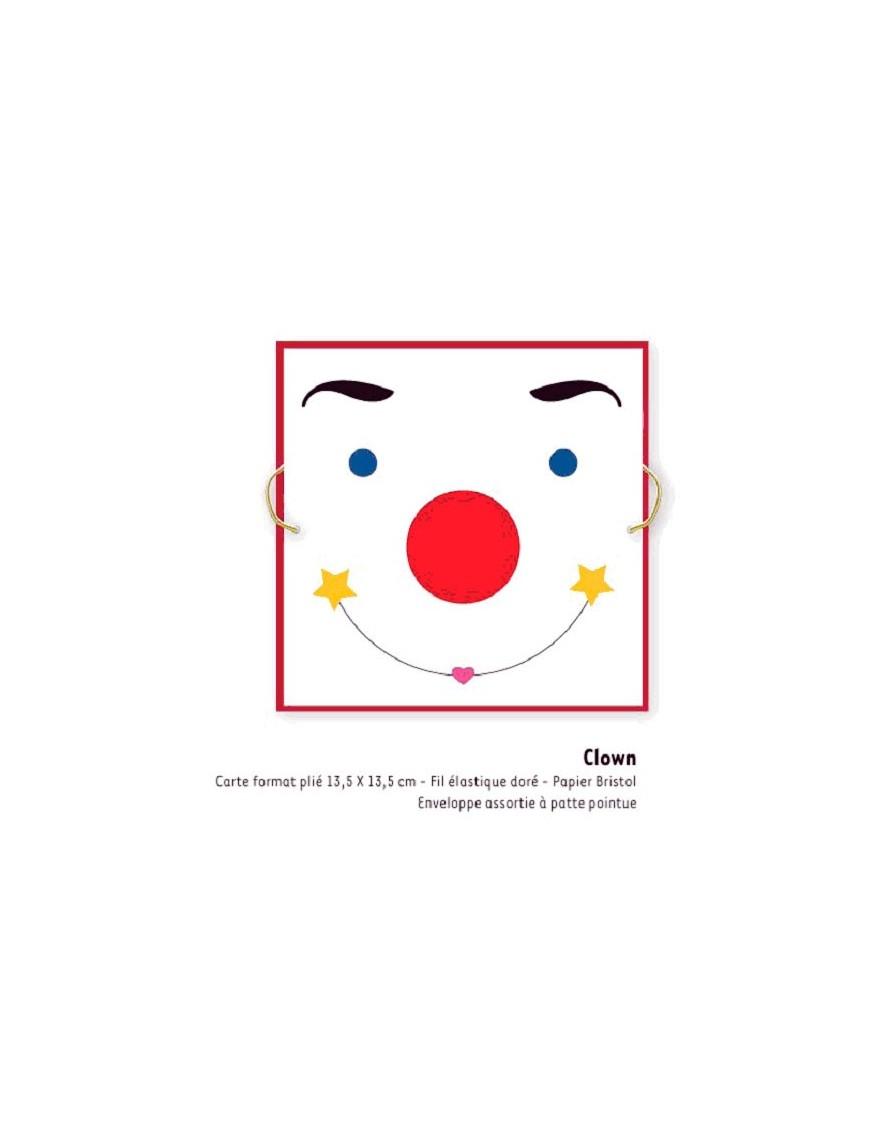 Carte Clown, Fifi Mandirac
