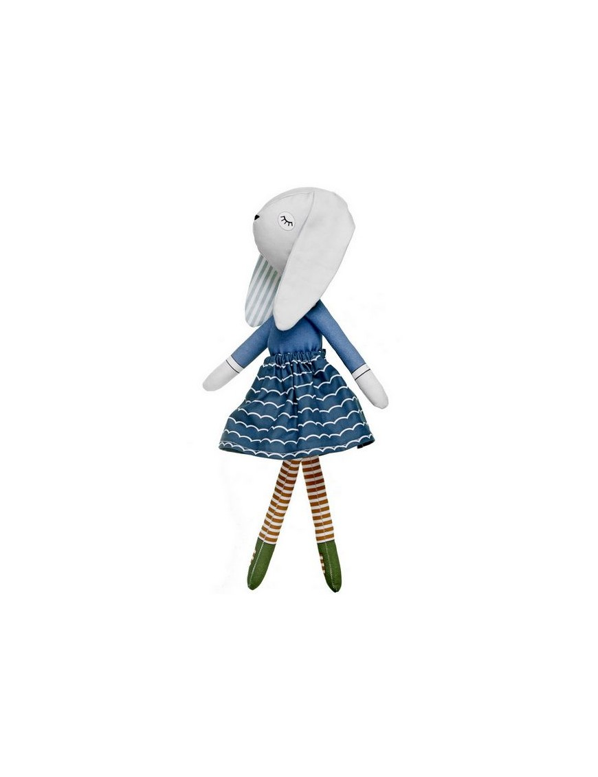 ¨Poupée lapin fille bunny girl