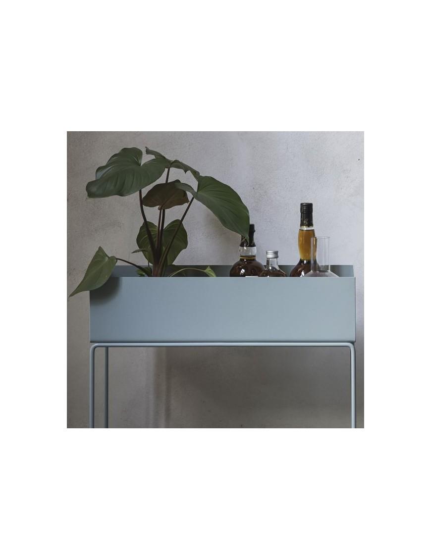 FERM LIVING | jardinière plant box: grise