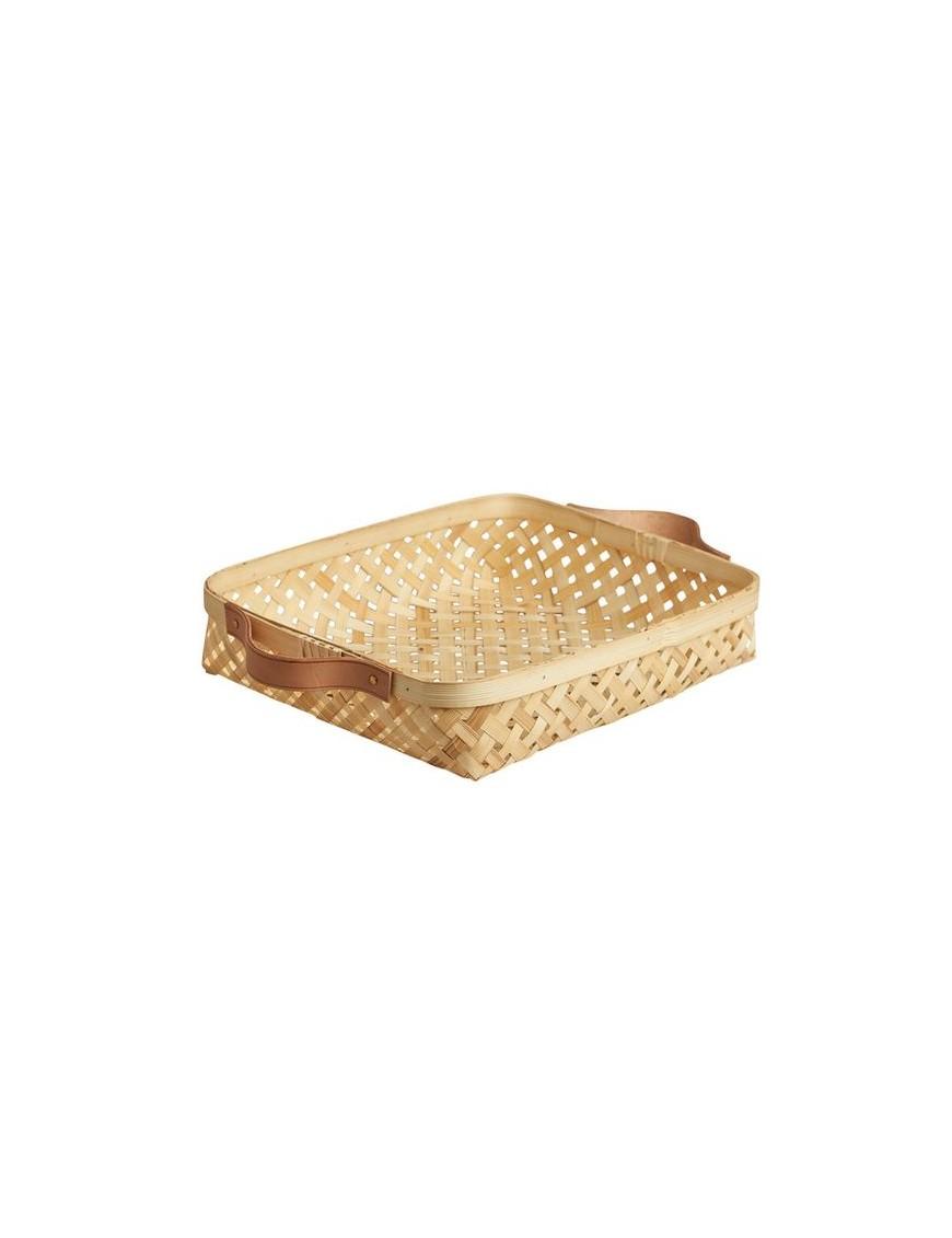Oyoy - panière à pain: bambou naturel (small)