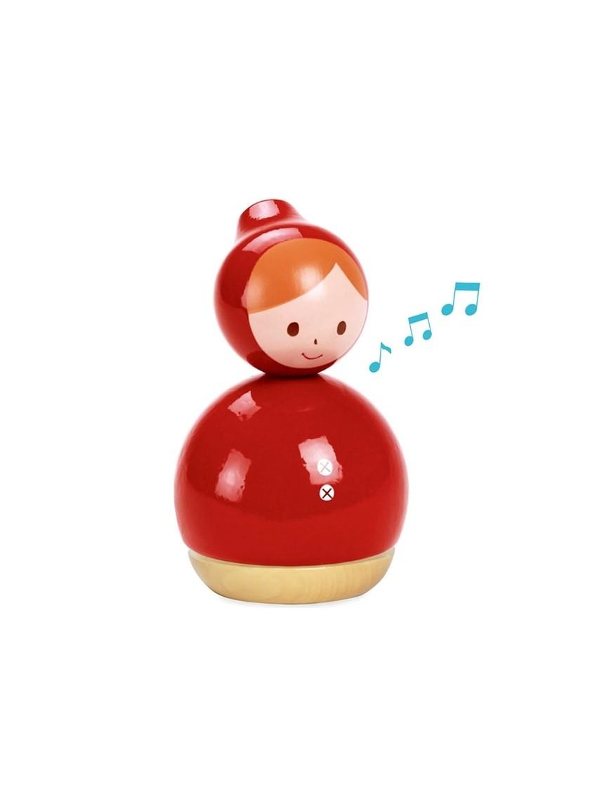 Boite à musique chaperon rouge SHINZI KATOH