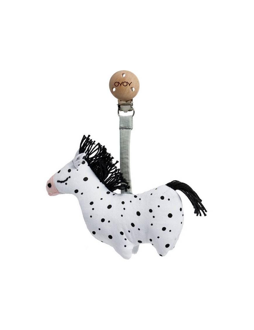 Oyoy - jouet de poussette: cheval