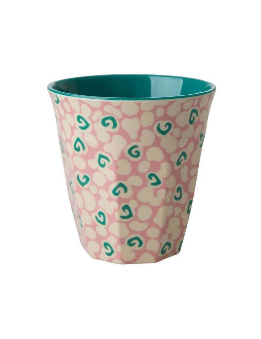 Rice - verre mélamine: Liquid Spots (medium)