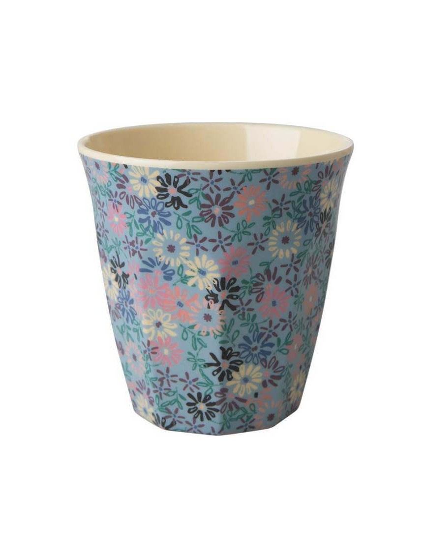 Rice - verre mélamine: Small Flower (medium)