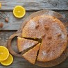 Préparation bio: gâteau éclats d'orange