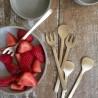 cuillère à dessert en laiton (12,5x3cm) | FOG LINEN