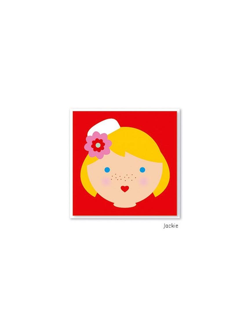 Carte Maroushka 2, Fifi Mandirac