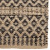 Tapis jute motif graphique (140x70cm) Bloomingville