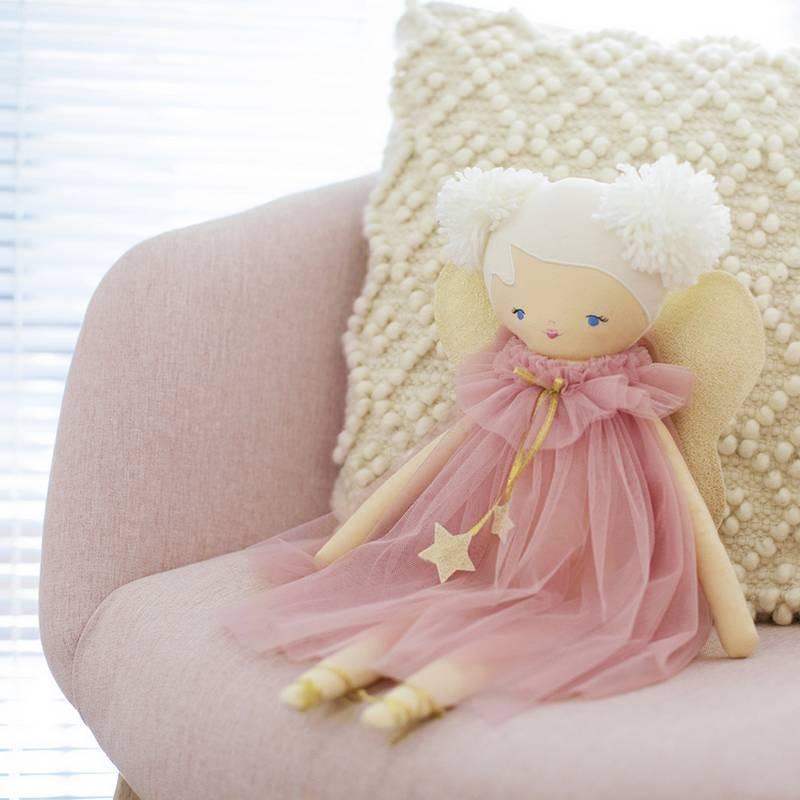 """Poupée """"Annabelle fairy doll"""" (48 cm) ALIMROSE design"""