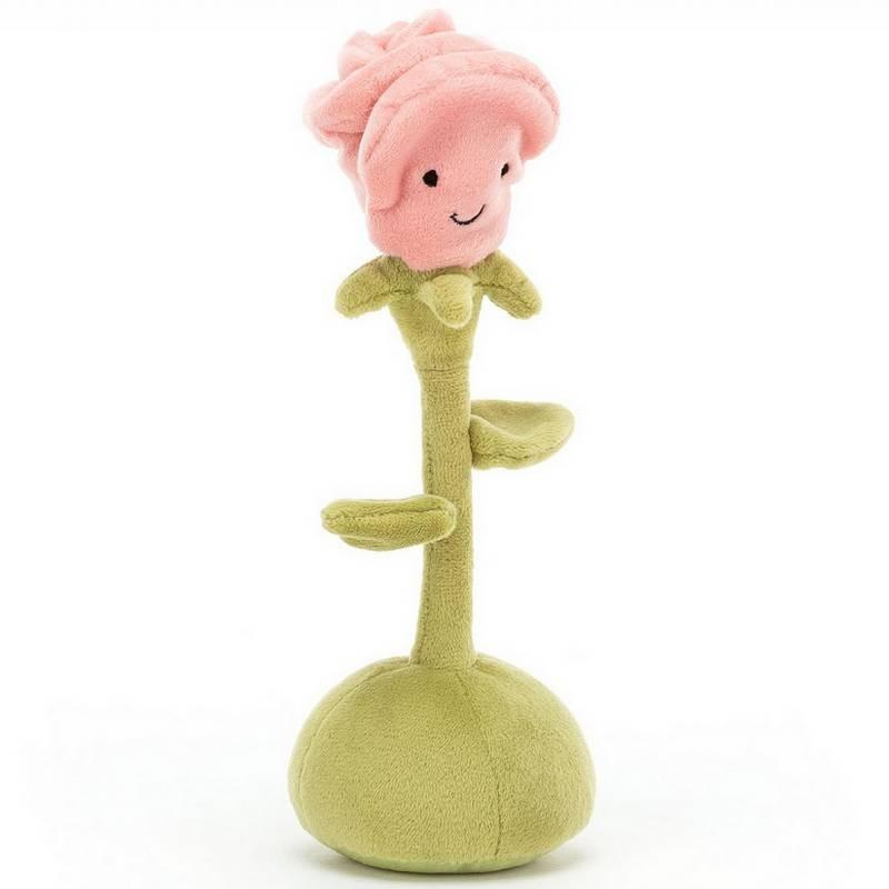 """Peluche fleur rose """"flowerlette"""" Jellycat"""
