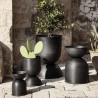 """Cache pot Ferm living """"Hourglass"""" medium"""