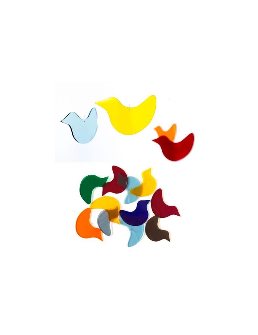 bomb design mobile *2 nuages et 7 oiseaux*