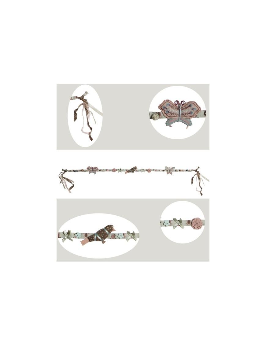 AIRDEJE - Guirlande Oiseau