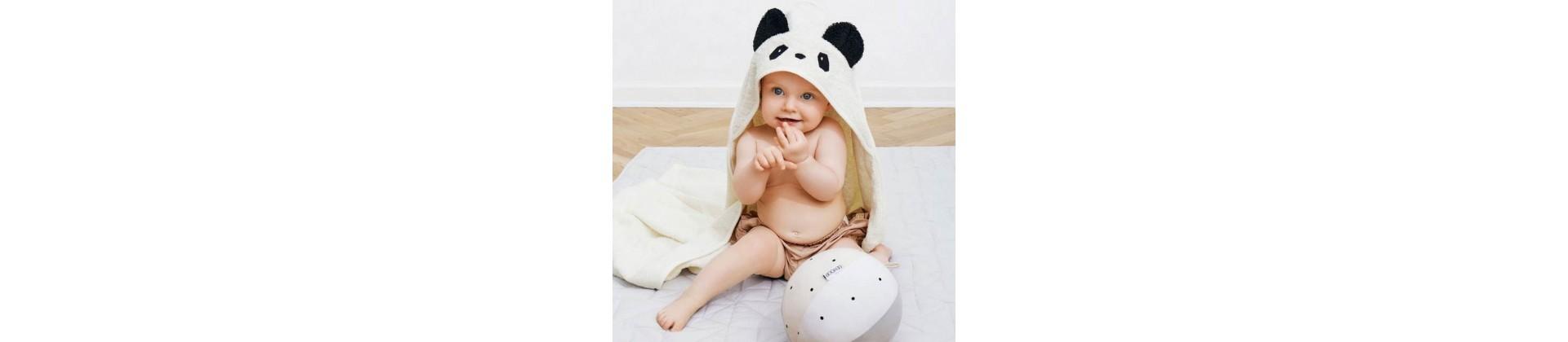 Linges de bain bébé