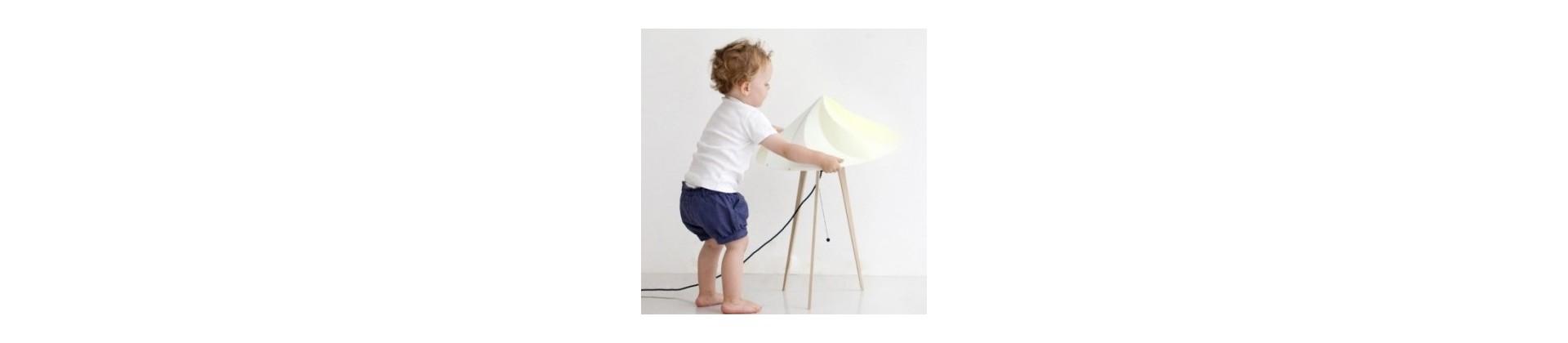 Lampes design enfant